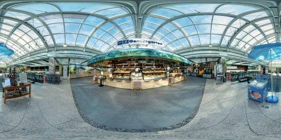 Play '360° - KARSTADT- LE BUFFET  Karlsruhe